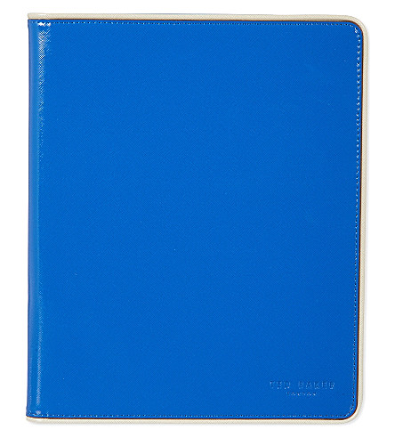 TED BAKER Bright tablet case (Blue