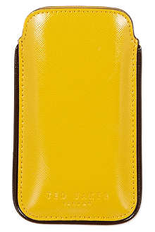 TED BAKER Highlight detail phone case