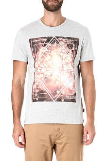 TED BAKER Hanbell graphic t shirt