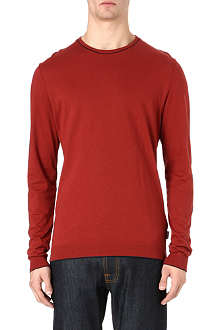 TED BAKER Paulbur crew neck top