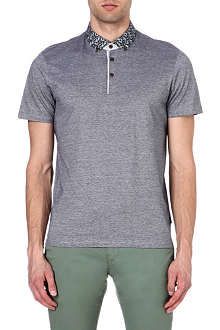 TED BAKER Veniz cotton polo shirt