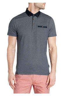 TED BAKER Elwhite polo shirt