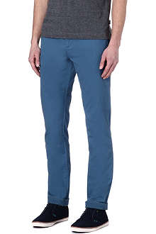TED BAKER Bowman classic cotton chinos