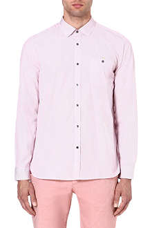 TED BAKER Glasto striped shirt