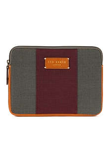 TED BAKER Stripe mini tablet case