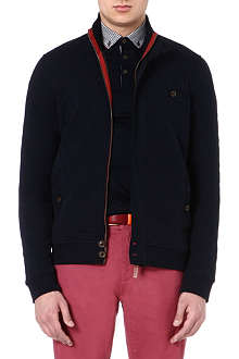 TED BAKER Valylow quilted jersey jacket