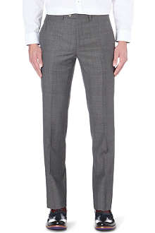 TED BAKER Bonnet wool trousers