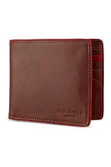 TED BAKER Actus billfold wallet