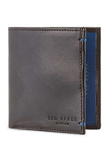 TED BAKER Havarti leather bifold wallet