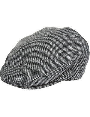 TED BAKER Woven flat cap