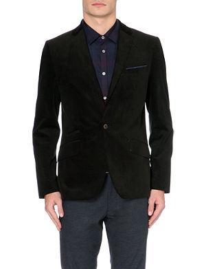 TED BAKER Renly velvet blazer