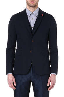 TED BAKER Faramir cotton blazer