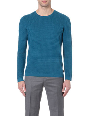 TED BAKER Chinley knitted jumper