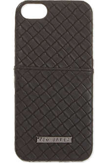 TED BAKER Woven iphone case