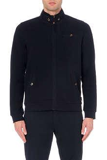 TED BAKER Zip through jersey jacket