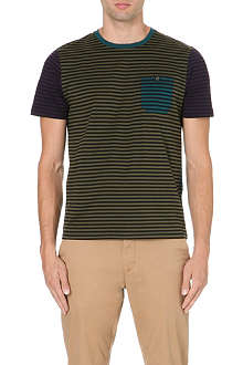 TED BAKER Karnak striped t-shirt