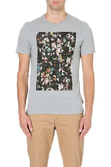 TED BAKER Salen graphic-print t-shirt