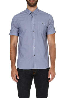 TED BAKER Nudgey short-sleeved shirt