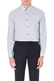 TED BAKER Pow swirl-print shirt