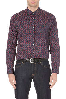 TED BAKER Some paisley-print shirt