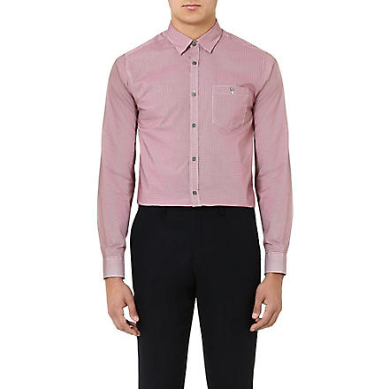 TED BAKER Spotyou printed shirt (Red