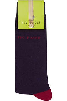 TED BAKER Yamba bright coloured socks