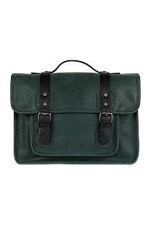 TED BAKER Lochus cotch grain satchel