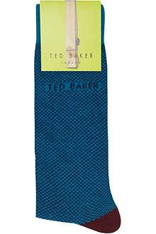 TED BAKER Oxford socks