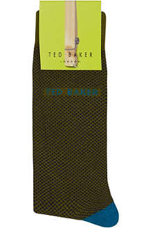 TED BAKER Oxford socks