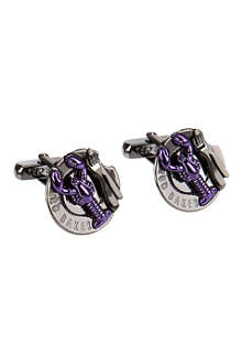 TED BAKER Bellamy lobster cufflinks
