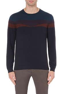 TED BAKER Farlie merino wool jumper