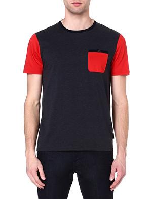 TED BAKER Pindow jersey t-shirt