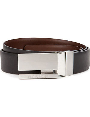 TED BAKER Ventilo reversible belt