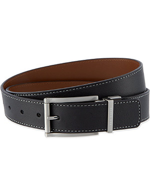 TED BAKER Bream reversible leather belt