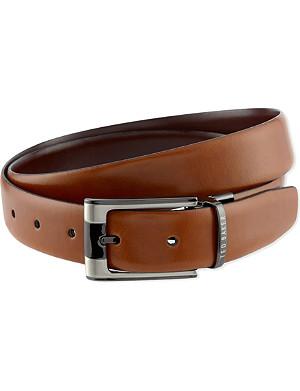 TED BAKER Smart reversible belt