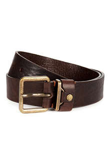 TED BAKER Katchit leather belt