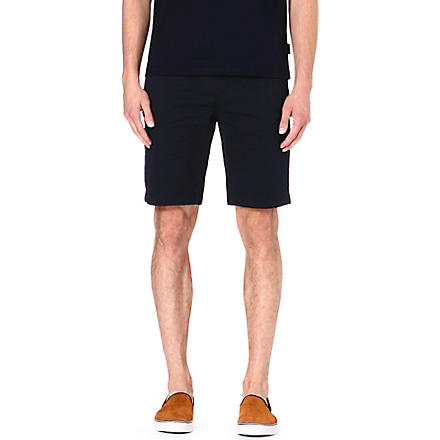 TED BAKER Chino shorts (Navy