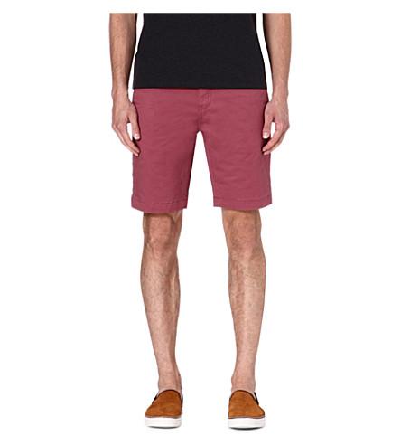 TED BAKER Chino shorts (Pink