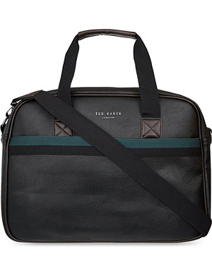 TED BAKER Core webbing holdall bag