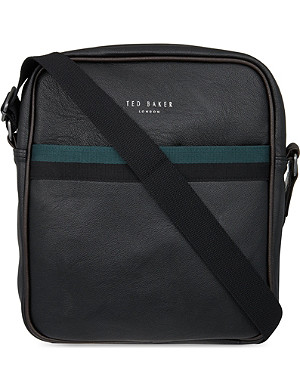 TED BAKER Core webbing flight bag