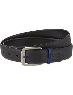 TED BAKER Highlight leather belt