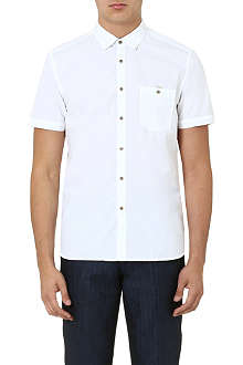 TED BAKER Toscoop end-on-end shirt