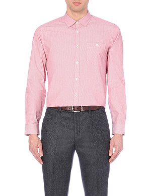 TED BAKER Striped cotton shirt
