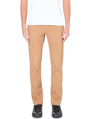 TED BAKER Classic fit stretch-cotton Bronn chino