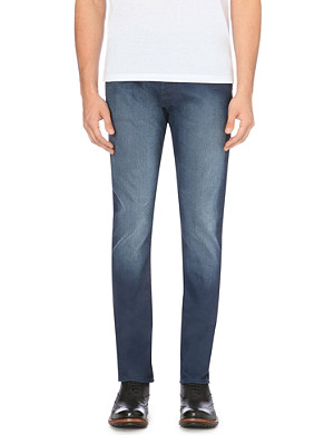 TED BAKER Tanti slim-fit tapered jeans