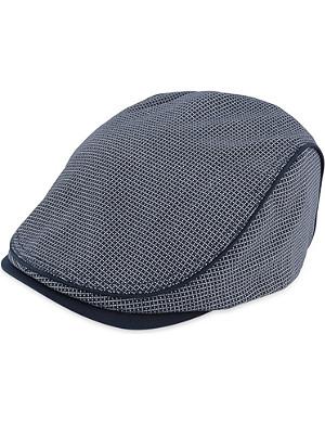 TED BAKER Cotton flat cap