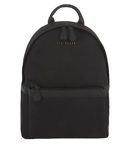 ted baker seata nylon backpack. Black Bedroom Furniture Sets. Home Design Ideas