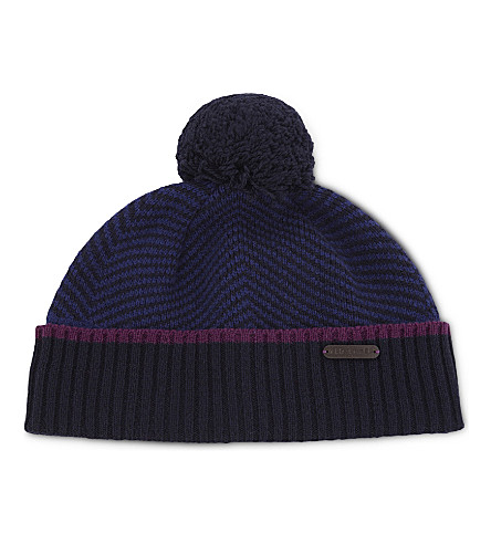 TED BAKER Archat wool & cashmere beanie