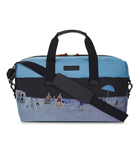 TED BAKER Seawall print neoprene holdall (Assorted