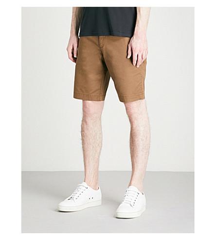 cortos corte Shesho algodón regular de pantalones Tan elástico TED de BAKER CqwHSB4
